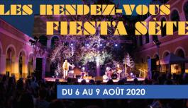Fiest'A Sète du 6 au 9 août 2020