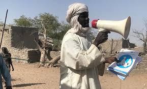 Tchad, des troubadours pour informer sur le Covid-19