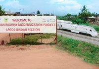 le projet de liaison ferroviaire Lagos-Ibadan