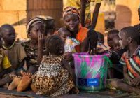Burkina Faso : l'ONU engage une course contre la montre pour éviter une catastrophe de la faim
