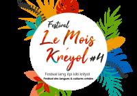 Le Festival Le Mois Kréyol  4e édition  2 octobre au 28 novembre 2020