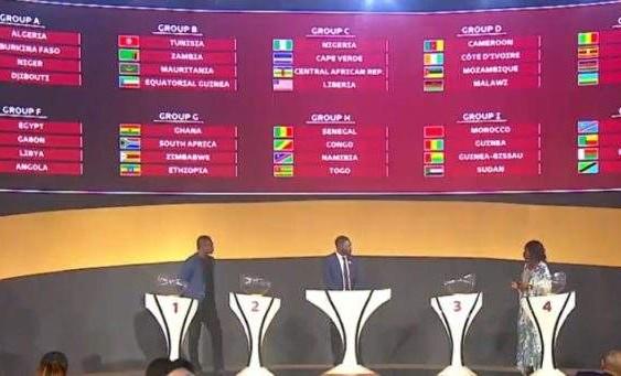 Mondial 2022 : Cameroun avec Côte d'Ivoire, Algérie avec Burkina, Maroc avec Guinée, Bénin avec RDC… Le tirage complet des éliminatoires