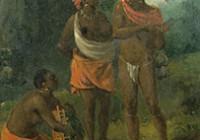 Portrait de Caraïbes noirs à Saint-Vincent par Brunias  Les merveilles du musée d'Aquitaine