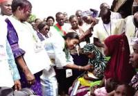 Burkina Faso : lancement d'une campagne de vaccination contre la polio dans sept régions du pays